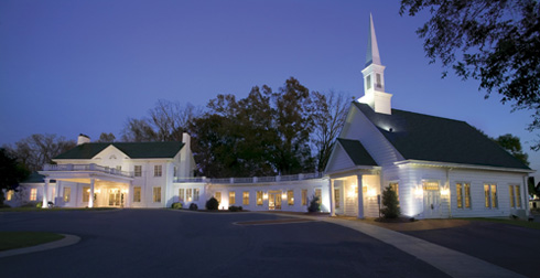 Cecil Burton Funeral Home, Shelby, NC | The Patterson Design GroupThe  Patterson Design Group